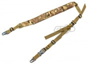 Lancer Tactical Padded 2 Point Sling (Camo)