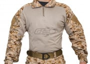 Emerson Gen 2 Combat Shirt by Lancer Tactical (Desert Digital/Medium)