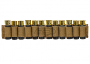 Lancer Tactical Shotgun Shells Belt Holder (Tan)