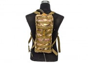 Lancer Tactical MOLLE Attachable Hydration Backpack (Camo)