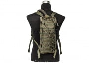 Lancer Tactical MOLLE Attachable Hydration Backpack (OD)