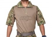 Emerson Gen 2 Combat Shirt Short Sleeve by Lancer Tactical (Modern Camo M)
