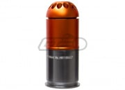 Lancer Tactical 108 rd. Grenade Shell (Orange/Gray)