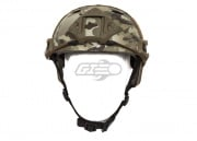 Lancer Tactical Helmet PJ Type (Medium/Modern Camo/Basic Version)