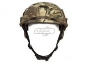 Lancer Tactical Helmet BJ Type (Medium/Modern Camo/Basic Version)