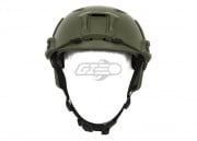 Lancer Tactical FAST Helmet BJ Type (Medium/OD Green/Basic Version)