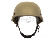 Lancer Tactical ACH MICH 2002 Helmet (Tan/L - XL)