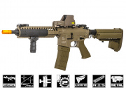 Classic Army Full Metal ECR - 5 Enhanced AEG Airsoft Gun (Dark Earth)