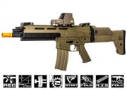 Classic Army ISSC MK22 CQC Carbine AEG Airsoft Gun (Flat Dark Earth)