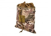 Lancer Tactical Large Foldable Dump Pouch (Camo)