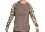 Cast Gear Combat Shirt (Cast Camo/XL)