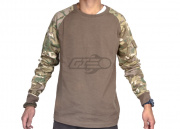 Cast Gear Combat Shirt (Cast Camo/S/M/L/XL/2XL )
