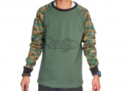 Cast Gear Combat Shirt (Marpat/X-Large)