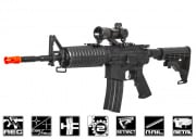 CYMA Full Metal M4-A1 Carbine AEG Airsoft Gun (Black)