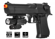 CYMA Deagle Automatic Electric Pistol Airsoft Gun (Metal Slide)
