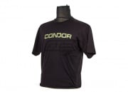 Condor Outdoor Shield Graphic T-Shirt (BLK/S)