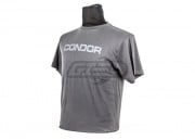 Condor Outdoor Shield Graphic T-Shirt (Graphite/XL)
