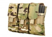 Condor Outdoor Triple M4 Magazine Pouch (Multicam)