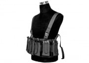 Condor Outdoor Barrage Chest Rig (Black)