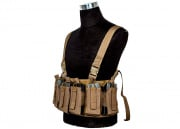 Condor Outdoor Barrage Chest Rig (Coyote)