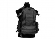 Condor Outdoor Convoy Outdoor Backpack (Black)