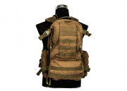 Condor Outdoor Convoy Outdoor Backpack (Tan)