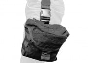 Condor Outdoor Drop Leg Dump Pouch (Black)