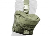 Condor Outdoor Drop Leg Dump Pouch (OD Green)