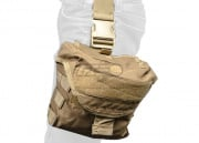 Condor Outdoor Drop Leg Dump Pouch (Tan)