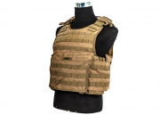 Condor Outdoor EXO Plate Carrier (S/M, Tan)