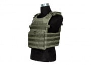 Condor Outdoor Gunner Lightweight Plate Carrier (OD Green)