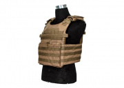 Condor Outdoor Gunner Lightweight Plate Carrier (Tan)