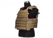Condor Outdoor Modular Operator Plate Carrier (Tan)
