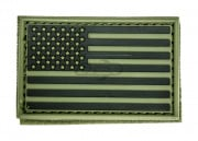 Condor Outdoor PVC US Flag Patch (OD Green)