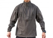 Condor Outdoor Vapor Lightweight Windbreaker Jacket (Graphite/S)
