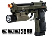 Taurus PT 92 Tactical Blowback CO2 Airsoft Gun (OD)
