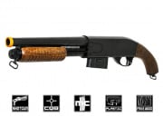 CYMA P5868B Pistol Grip Spring Shotgun Airsoft Gun (Simulated Wood)