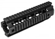 "Dytac Invader 7.6"" RIS for M4/M16 (Black)"