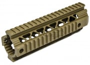 "Dytac Invader 7.6"" RIS for M4/M16 (Dark Earth)"