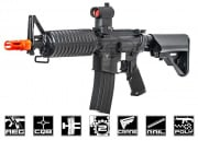 Echo 1 Genesis M4 Commando Carbine AEG Airsoft Gun (Black)