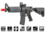 Echo 1 Platinum Edition Commando Full Metal M4 AEG Airsoft Gun (Gray)