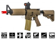 Echo 1 Platinum Edition Commando Full Metal M4 AEG Airsoft Gun (Tan)