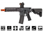 Echo 1 Platinum Edition Stealth Full Metal M4 CQBR AEG Airsoft Gun (Grey)