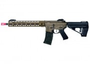 Elite Force Avalon VR16 Saber Carbine M-LOK AEG Airsoft Gun by VFC (Bronze)
