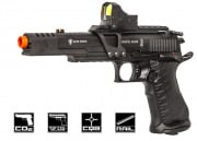 Elite Force Race Gun CO2 Blowback Pistol Airsoft Gun (Black)