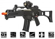 Elite Force H&K G36C Carbine AEG Airsoft Gun (Black)