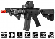 Elite Force Competition M4 CQB Tactical Carbine AEG Airsoft Gun (Black)