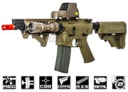 Elite Force Competition M4 CQB Tactical Carbine AEG Airsoft Gun (Dark Earth)