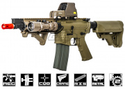 Elite Force Next Gen. M4 CQB Competition Tactical AEG Airsoft Gun (Flat Dark Earth)