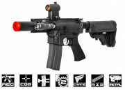Elite Force Competition M4 CQC Carbine AEG Airsoft Gun (Black)